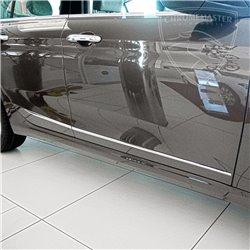 Listwy drzwi bocznych Fiat Tipo