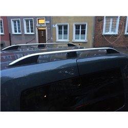 Elegance Roof Rail Volkswagen Caddy III Short