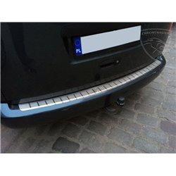 Nakładka z zagięciem na zderzak (stal) Volkswagen Caddy III