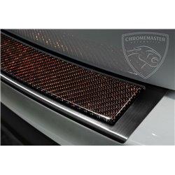 Listwa tylnego zderzaka stal+karbon Mercedes GLA