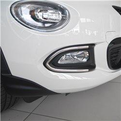 Ramki halogenów przednich Fiat 500X