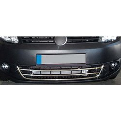 Listwa atrapy zderzaka przedniego Volkswagen Caddy III FL Trend