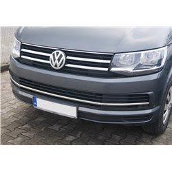 Listwy atrapy zderzaka przedniego Volkswagen T6