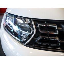 Listwy atrapy przedniej Dacia Duster 2018-