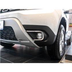 Ramki halogenów Dacia Duster 2018-
