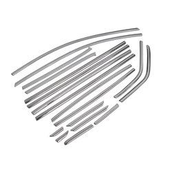 Listwy wokół szyb bocznych Ford Kuga 2013+