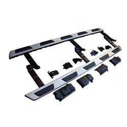 Aluminium Side Step Running Board Audi Q7 2006-2014