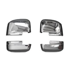 Chrome Mirror Covers Volkswagen Crafter 2017+
