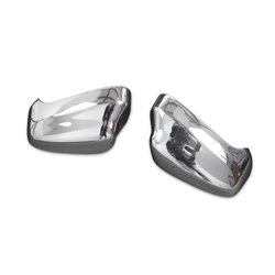 Chrome Mirror Covers Ford Transit Courier FL 2017+