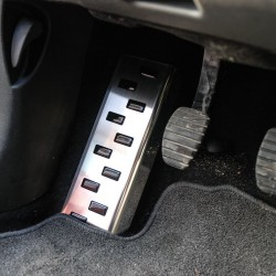 Podstopnica (stal) Chevrolet Aveo III