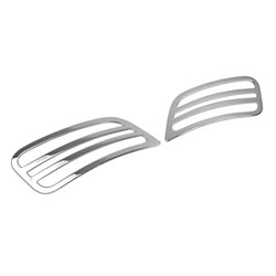 Listwy wlotów powietrza maski Mercedes Sprinter W907 2018+ CHROM