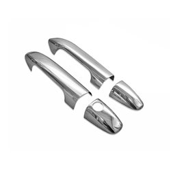 Door Handle Cover Set Stainless Steel Mercedes Sprinter W907 2018+ 2dr