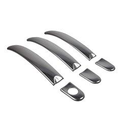 Door Handle Cover Set Stainless Steel Volkswagen T6 2015+