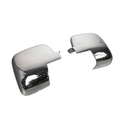 Nakładki na lusterka boczne Reanault Trafic 2014+ ABS