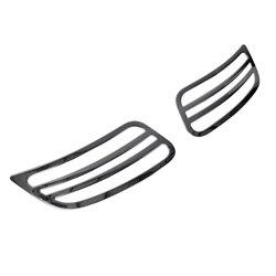 Listwy wlotów powietrza maski Mercedes Sprinter W907 2018+ GRAFIT