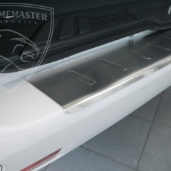 Nakładka z zagięciem na zderzak tłoczona Mercedes Vito / Viano W447